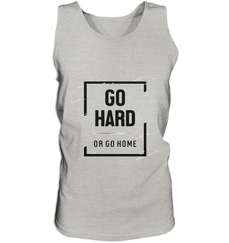 GO HARD - Tank-Top