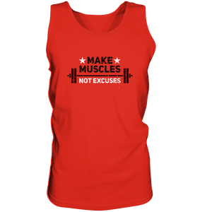 MAKE MUSCLES - Tank-Top