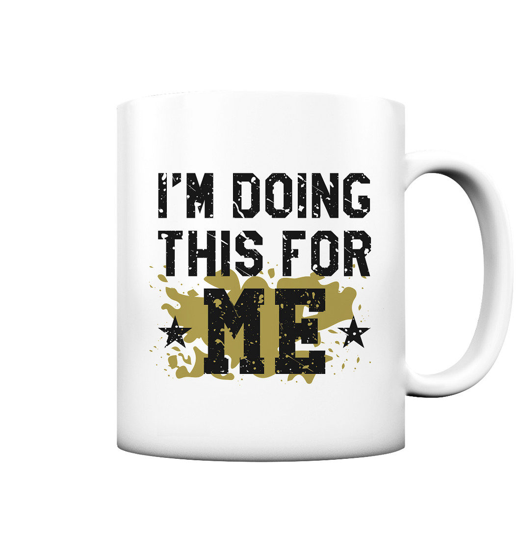 FOR ME - Tasse matt