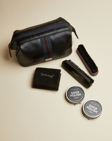 Ted Baker Shoe Shine Kit Bag