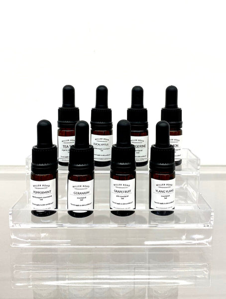 Essential Oils 5ml - 2 for $30 using code OILCOMBO