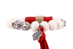 Load image into Gallery viewer, University of Wisconsin bracelet