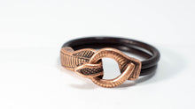 Load image into Gallery viewer, Cobra Leather Bracelets