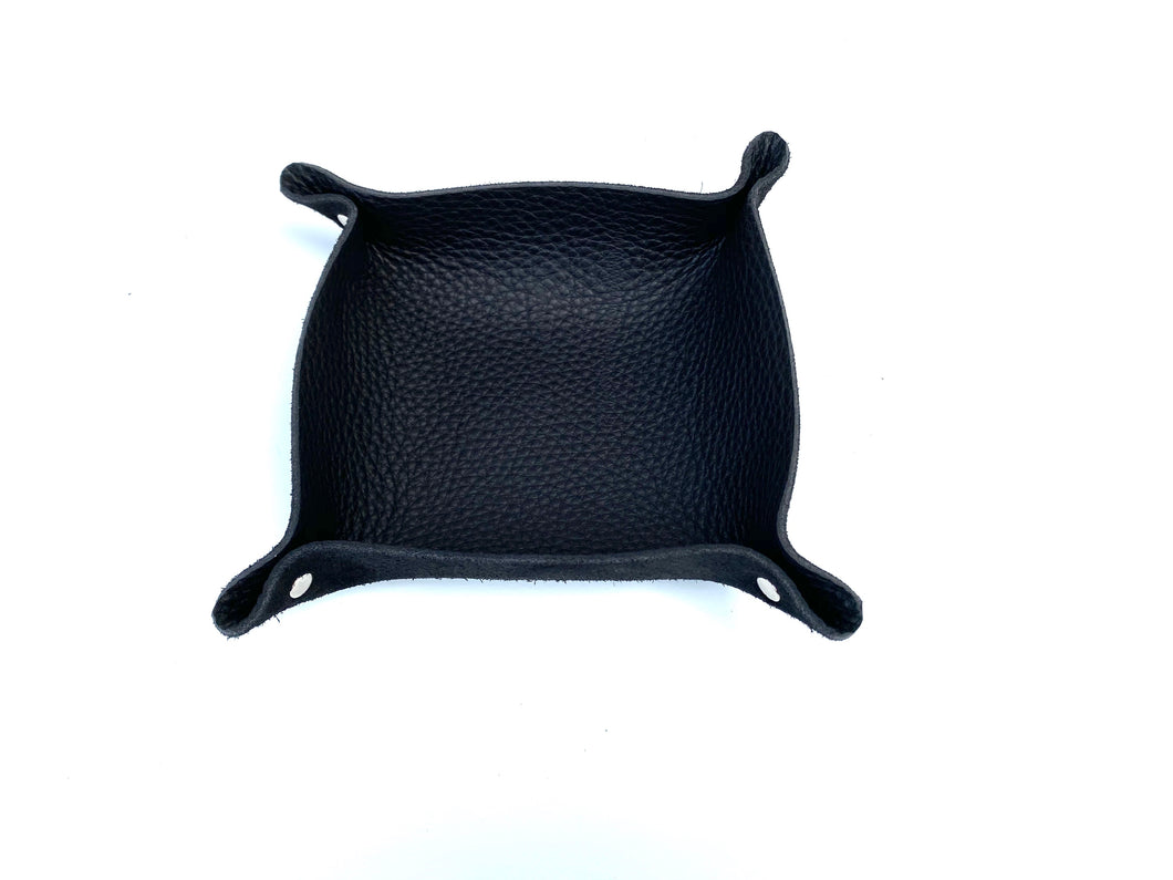 Black Catchall Tray