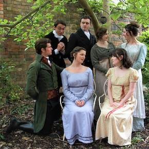 An Open Air Jane Austen Performance - JaneAusten.co.uk