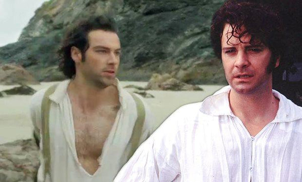 Mr Darcy Teaching Romance To Sports-Mad Men Of Today - Jane Austen Online