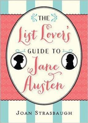 The List Lover's Guide to Jane Austen: A Review - JaneAusten.co.uk