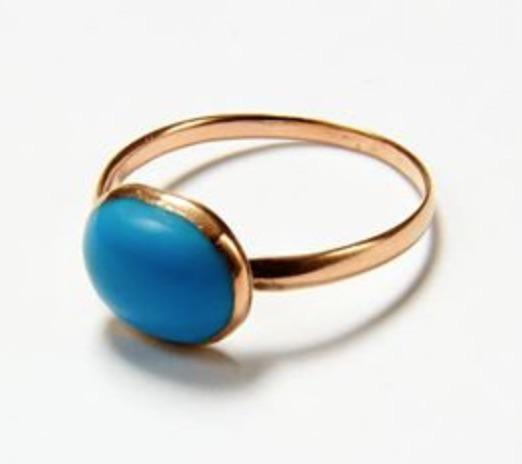 The Jane Austen Turquoise Ring - The History - JaneAusten.co.uk