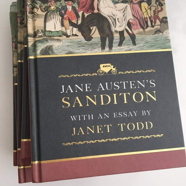 Sanditon - Una recensione del nostro Jane Austen Book Club - JaneAusten.co.uk