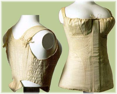 Corsets and Drawers: A Look at Regency Underwear