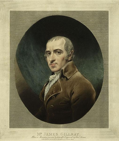 James Gillray: Regency Caricaturist - JaneAusten.co.uk