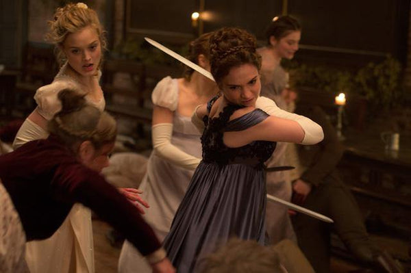 Pride and Prejudice and Zombies - Proiezioni gratuite nel Regno Unito per studenti - JaneAusten.co.uk