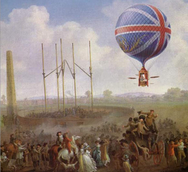 British Ballooning - JaneAusten.co.uk