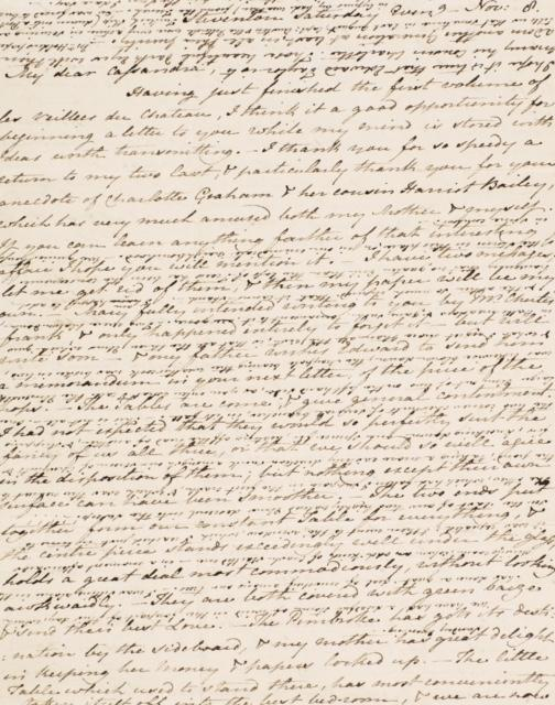 Love Letters Don't Have To Go To Mr Darcy - Jane Austen Online
