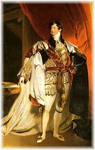 The Prince of Wales: The Man who gave the Regency its Name