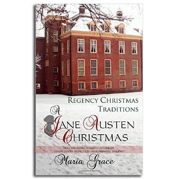 A Jane Austen Christmas by Maria Grace- A Review