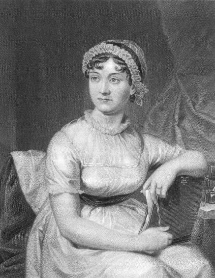 Jane Austen Word Search - Jane Austen Online