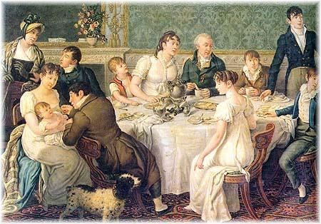 The Regency Wedding Breakfast - Jane Austen Online