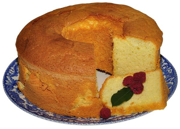 Rich Pound Cake - JaneAusten.co.uk