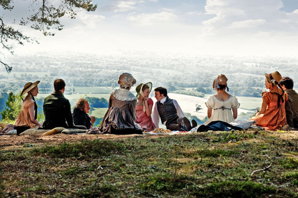 Picknicken, Box Hill Style - JaneAusten.co.uk