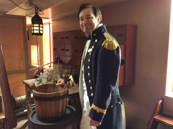 Captain Wentworth's trip to Portsmouth is a Victory - JaneAusten.co.uk