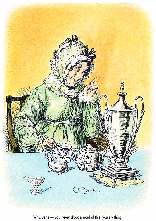 Regency Head Colds and Care - Jane Austen Online