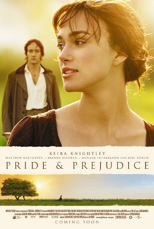 Film Review: Pride and Prejudice (2005) by Sheryl Craig