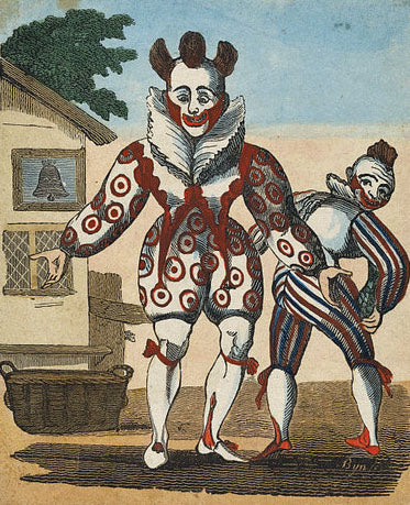 Joseph Grimaldi: King of Clowns