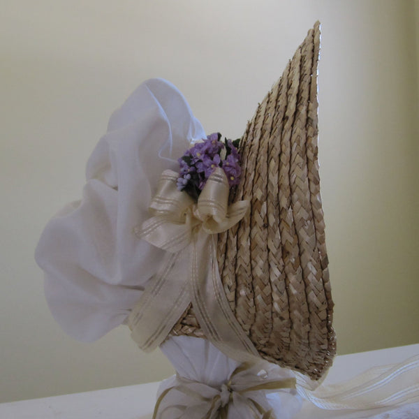 Trim your own Regency Bonnet - JaneAusten.co.uk