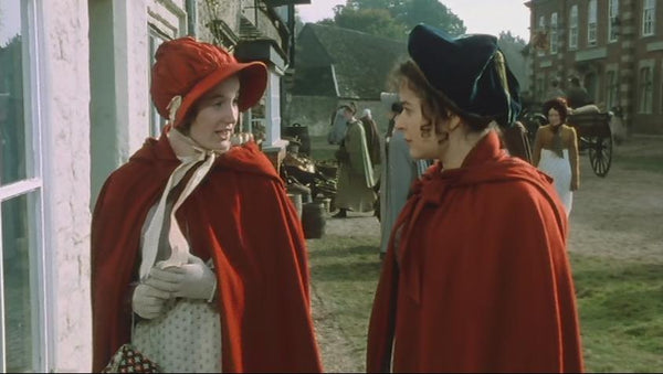 The Regency Red Cloak - Jane Austen Online