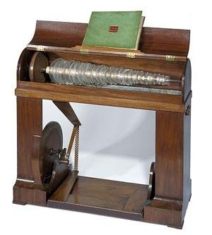 The History of the Glass Armonica - JaneAusten.co.uk