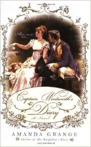 Captain Wentworth's Diary, by Amanda Grange: A Review