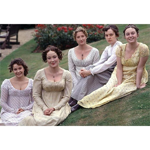 The Jane Austen Quiz - The Bennet Sisters