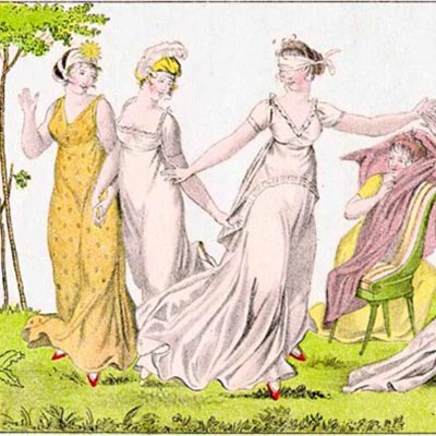What Regency Christmas Game Should You Play?