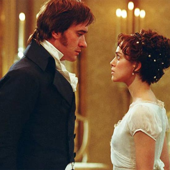 Placing Pride and Prejudice