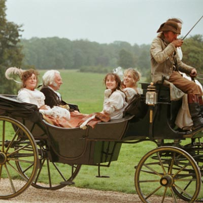 The Jane Austen Quiz - Travels and Transport