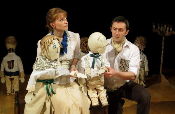 Jane and Fringe Theatre and Puppets - Jane Austen Online