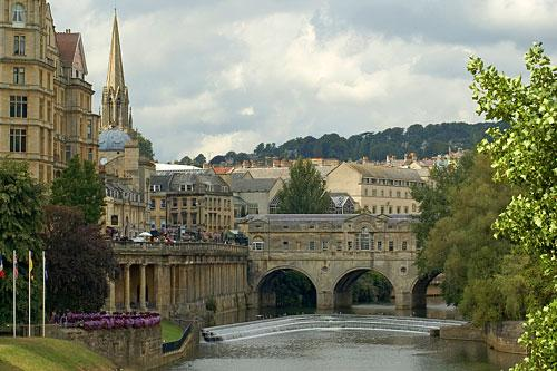 August in Regency Bath - Jane Austen Online