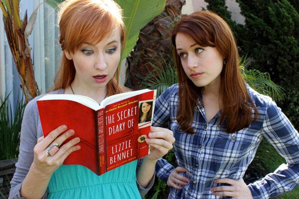The Lizzie Bennet Diaries - Showing Us The Way Forward - JaneAusten.co.uk