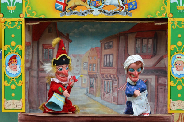 Make your own Punch and Judy Puppets - JaneAusten.co.uk