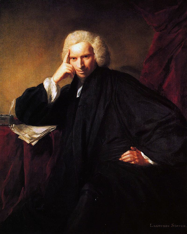 Laurence Sterne: Giving Voice to Tristram Shandy