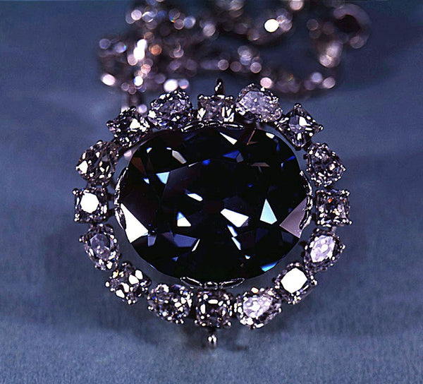 The Hope Diamond-The most famous diamond in the world - JaneAusten.co.uk