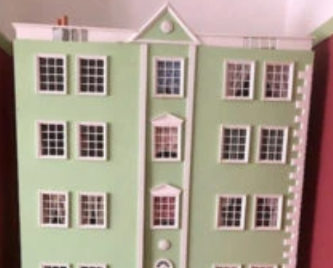 Jane Austen Dolls House - a labour of love - JaneAusten.co.uk