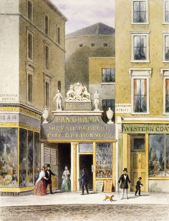 The Barker Family: Panorama Painters - Jane Austen Online Gift Shop