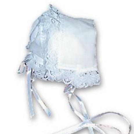 Make an Heirloom Style Regency Baby Bonnet - Jane Austen Online