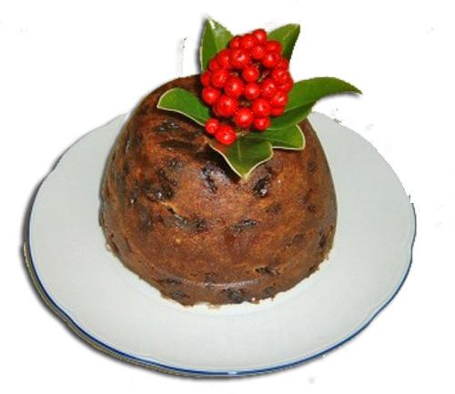 Christmas Pudding - JaneAusten.co.uk