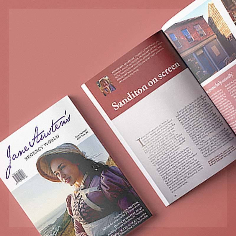 Regency World Magazine - JaneAusten.co.uk