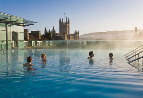 Thermae Bath Spa what to do