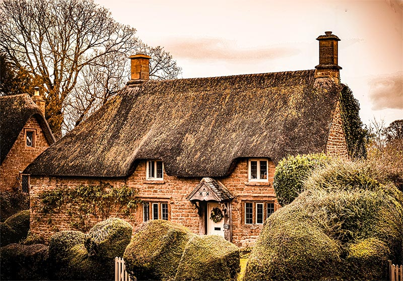 English Cottage Chipping Norton