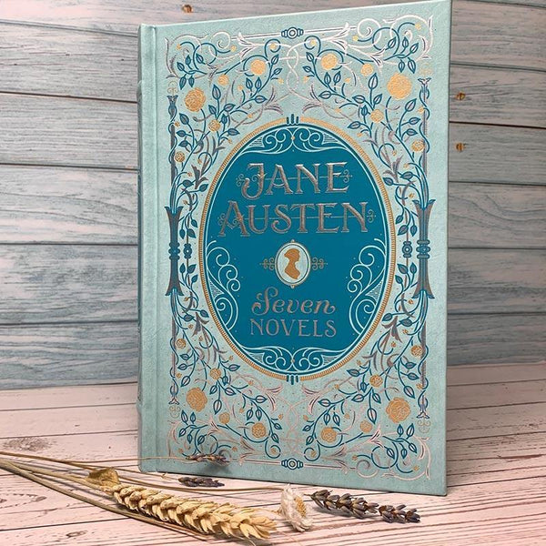 Jane Austen Seven Novels Barnes & Noble Collectible Classics Hardback - JaneAusten.co.uk